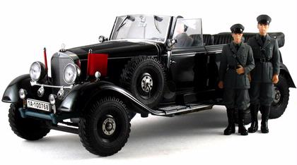 Mercedes-Benz G4 1938 (With Figures) *Last One*