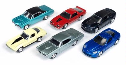 1:64 Set Auto World Release B *IN STOCK*