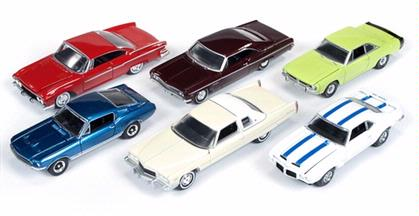 1:64 Set Auto World Release A *IN STOCK*