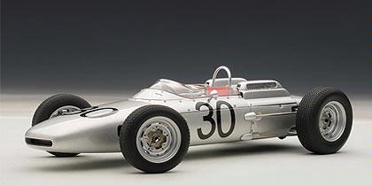 Porsche 804 F1 1962 #30 Dan Gurney GP de France