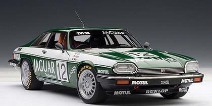 Jaguar XJ-S TWR Racing ETCC 1984 Winner Heyer/Percy #12