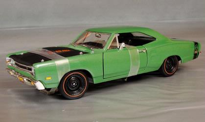 Dodge Super Bee 1969 1/2