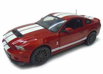 Ford Shelby Mustang GT-500 2013