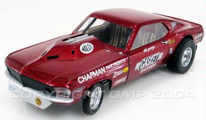 1969 Mustang - Mr Gasket