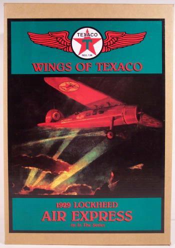 plane Texaco -