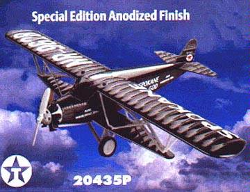 plane Texaco - Wings Of Texaco #9 (2001) 1929 Buhl CA-6 Spokane Sun-God bi-plane