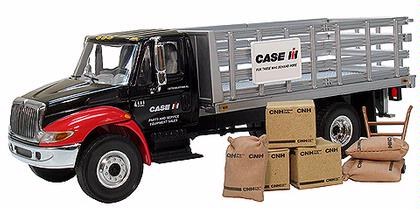 Case International 4499 Series Stake Truck