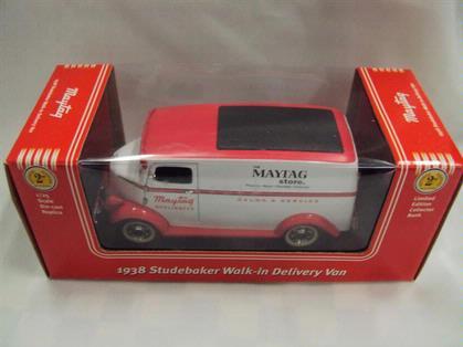 Studebaker Delivery Van 1938