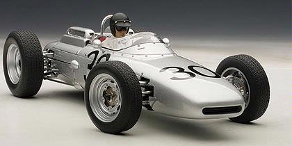 Porsche 804 F1 1962 #30 Dan Gurney