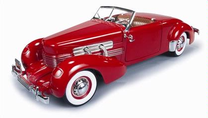 Cord 812 Convertible 1937