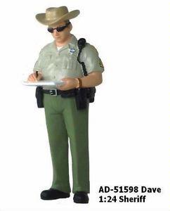 Figure Police Sheriff