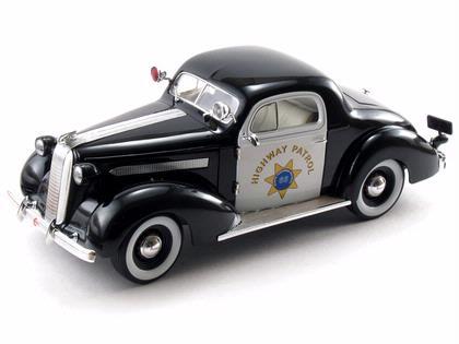 Pontiac Deluxe 1936 Highway Patrol