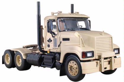 Mack Military Defense Pinnacle Axle Forward Tractor