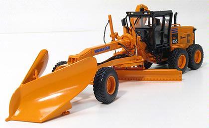 Komatsu GD-655 Motor Grader DOT