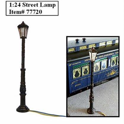 Street Lamp (Working light)