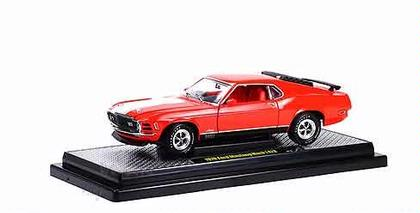 Ford Mustang Mach 1 428 1970