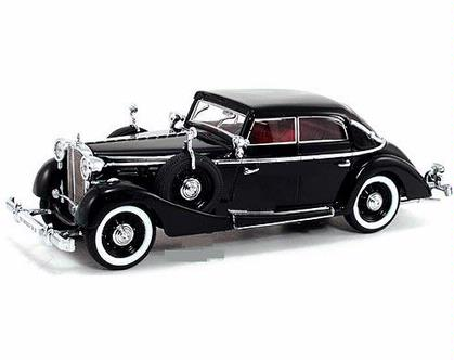 Maybach SW38 Spohn 1937