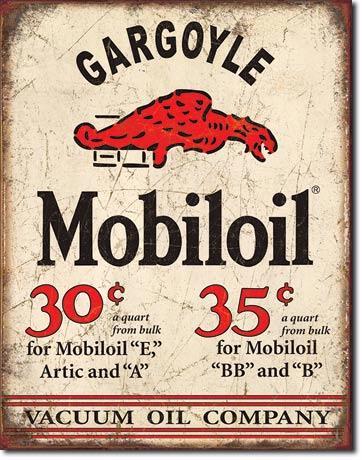 Mobil Gargoyle