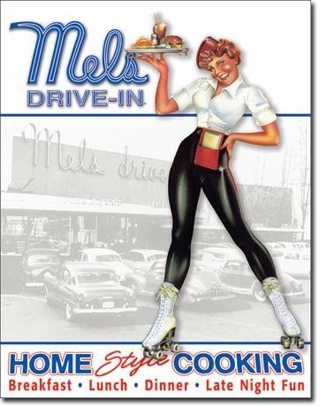 Mels Diner - Car Hop