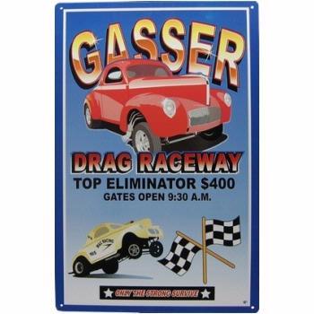 Gasser Drag Raceway