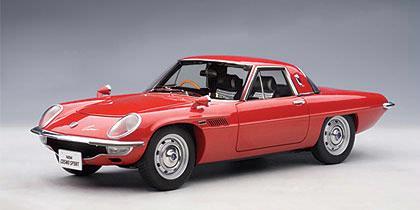 Mazda Cosmo Sport - Right driver