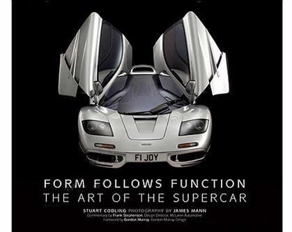 Form Follows Function Hardcover by Stuart Codling