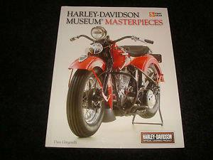 Harley-Davidson Museum Masterpieces Paperback by Dain Gingerelli