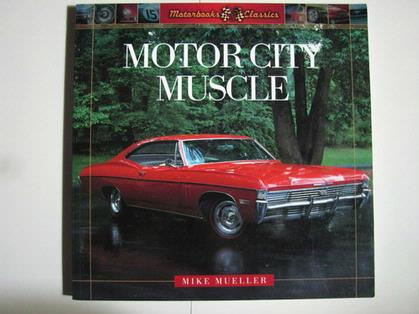 Motor City Muscle For Mike Muelller