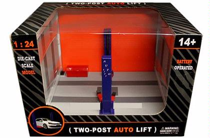 Two-Post Auto Lift 1:24