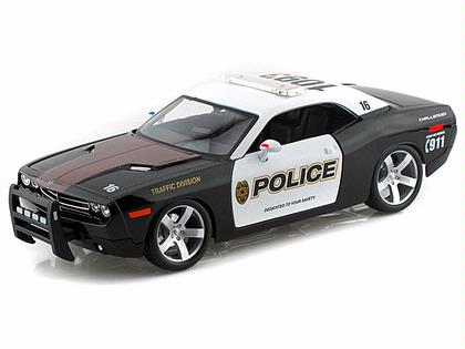 Dodge Challenger Concept 2006 Police