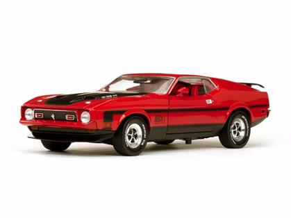 Ford Mustang Mach 1 1971