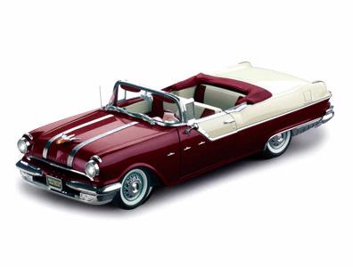 Pontiac Star Chief 1955 Convertible