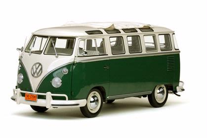 Volkswagen Samba Bus 1962
