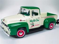 Ford F-100 Pickup Truck 1956 (Mountain Dew) (Last One)