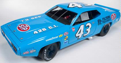 Plymouth Road Runner 1972 #43 Richard Petty