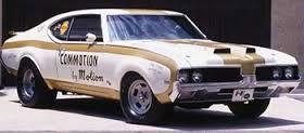 Oldsmobile 442 Hurst 1969