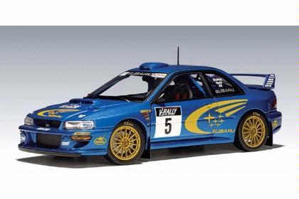 Subaru Impreza S5 WRC 1999 #5