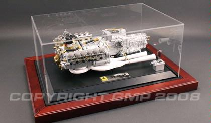 Ferrari 312 PB Engine (With Gearbox & Transmission) **Last One**