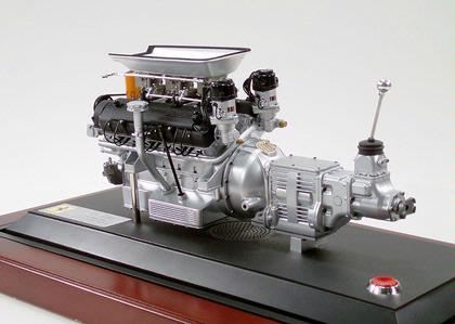 Ferrari 250 GT SWB V-12 Engine **Last One**