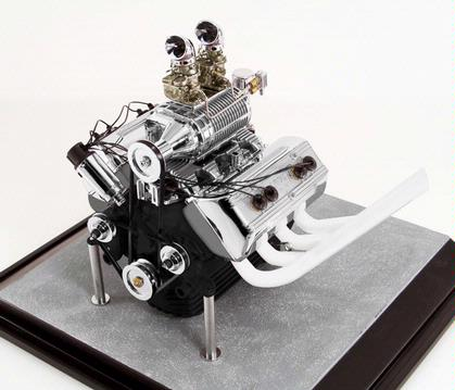 Southern Speed Ardun Head Engine