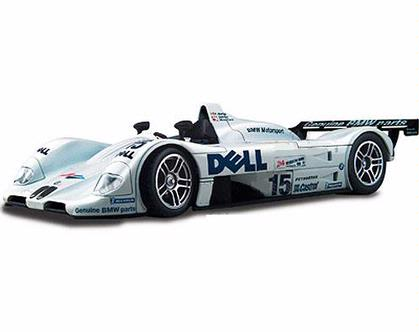 BMW V12 LMR Race Car #15 Le Mans 1999