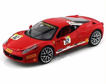 Ferrari 458 Challenge #12