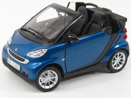 Smart Fortwo 2007 Cabriolet