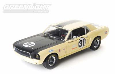 Ford Mustang Shelby 1967 #31