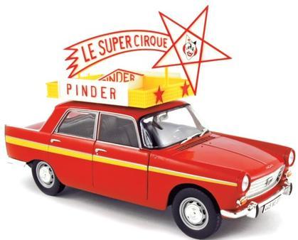 Peugeot 404 Pinder