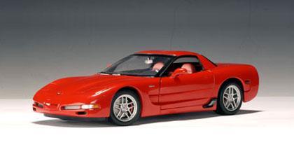 Chevrolet Corvette Z06 2001