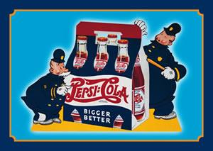 Pepsi-Cola - Bigger Better