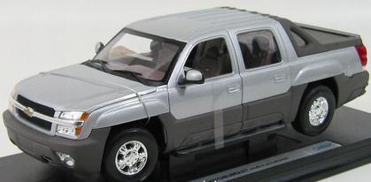 Chevrolet Avanlanche 2002