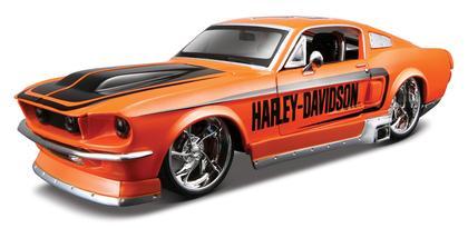 Ford Mustang GT 1967 Harley Davidson