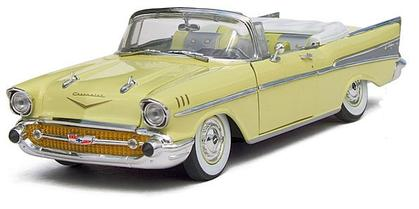 Chevrolet Bel Air 1957 Convertible